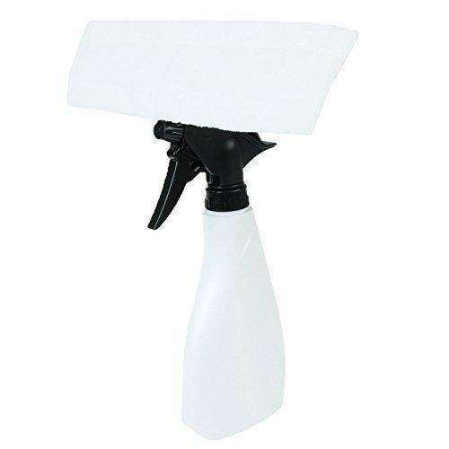 First4Spares 250ml spray botella & microfibra Lavado de ventana tela para Russell Hobbs portátil Ventana aspiradora