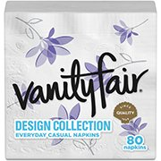VANITY FAIR Design Collection Servietten 80 Servietten (2 Pack) -