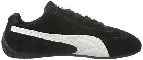 Puma Speed Cat Sparco, Sneakers Schwarz (black-white 03)