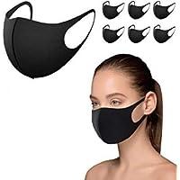 Maschera Paradenti, 12 maschere riutilizzabili, maschera antipolvere, maschera viso per corsa, ciclismo, sci, attività…