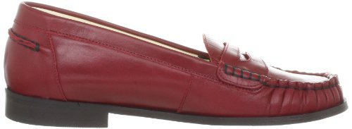 John W. Shoes Reya 27150, Chaussures montantes femme Rouge-TR-H4-29