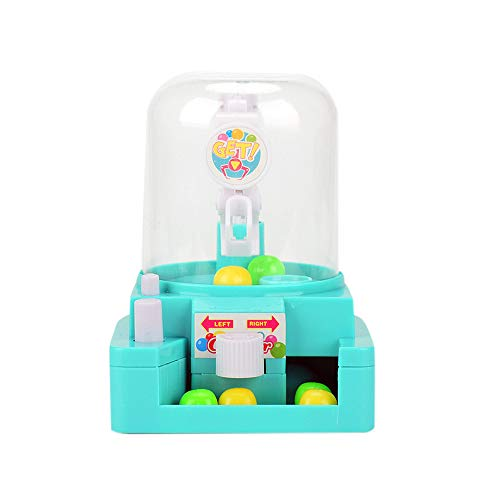 Mini Puppe Maschine greifen Ball Candy Catcher Kaugummi Kran Kinder Party Spielzeug Rollenspiel YunYoud kinderspielsachen für mädchen Spielzeug Spiele suche