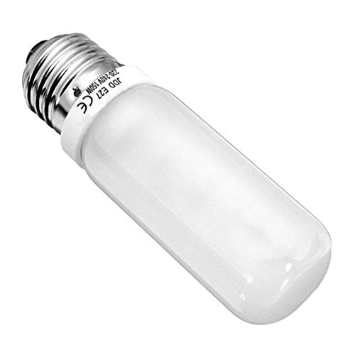 LED-Birne E27 150 W Warm White Strobe-Blitzlicht-Birnen-Lampe, die Studio-Arbeits-Zubehör modelliert -