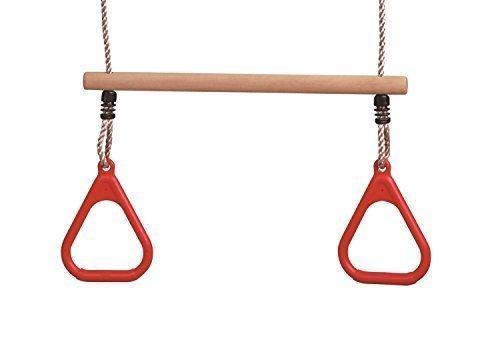 Trapecio-de-madera-dura-con-Anillos-de-gimnasia-y-Cuerda