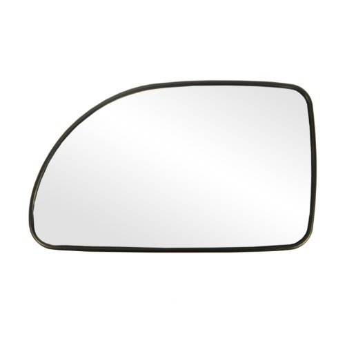 Fit System 88231 Chevrolet/Pontiac/Saturn Left Side Manual/Power Replacement Mirror Glass with Backing Plate by Fit System