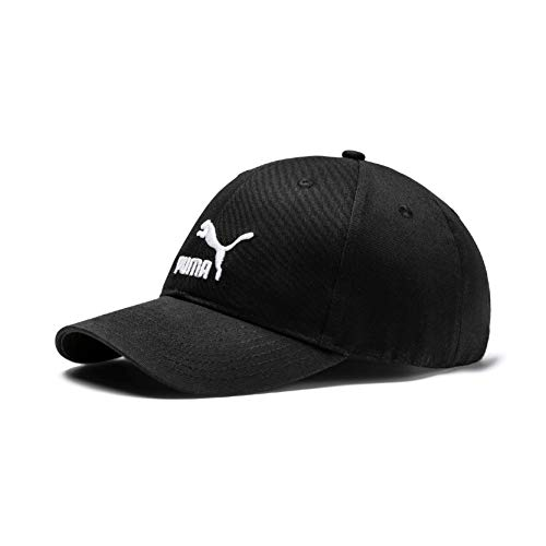 PUMA Erwachsene Archive Logo BB Cap Black, OSFA -