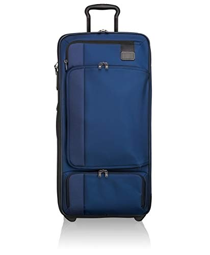 Tumi Merge - Wheeled Duffel Bolsa de Viaje, 78 cm, 102.41 Liters, Azul (Ocean Blue)