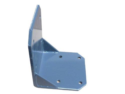Prime Tech Deckenhalter für Markisen in anthrazit / grau