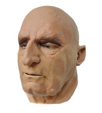 Schaumlatex Maske Henker