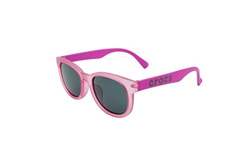 Sonnenbrille Crocs Kinder JS005 PK rosa polarisiert