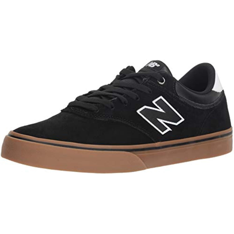 New Balance Chaussure Numeric 255 Noir-Gum (EU 43 / US B075R78J21 9.5, Noir) - B075R78J21 US - aed847