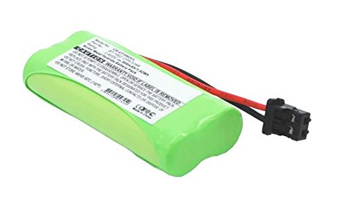 Akkuversum Ersatz Akku kompatibel mit UNIDEN DCX100|DECT 1060|1080|1060-2 Ersatzakku Telefon Schnurlos