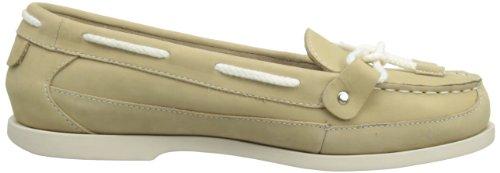 Chatham Marine  Alcyone G2, Chaussures bateau pour femme Marron - Braun (Stone)
