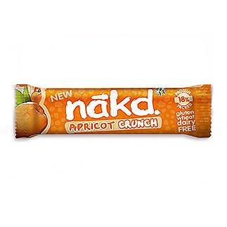 Nakd | Apricot Crunch | 5 x 30g