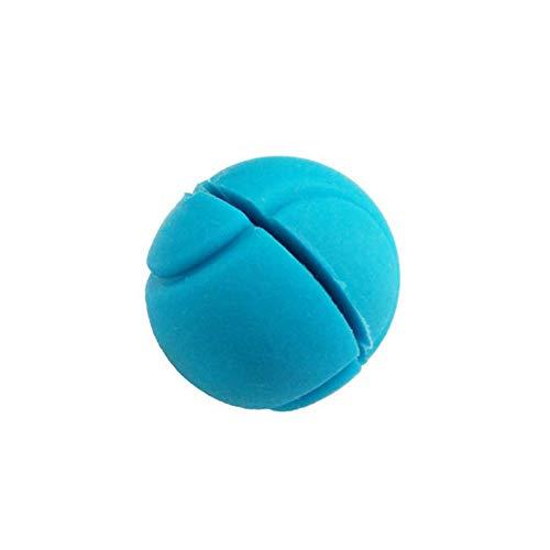 NiceButy Tennisschläger Schwingungstilger sphärischen Squashschläger Dämpfer Dämpfer blau Outdoor-Sport-Produkte