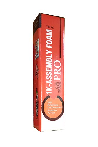 ICFS 1k Assembly Polyurethane Expansion PU Foam Spray - Pack of 4