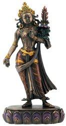 Manjushri-statue (stealstreet Bronze budhisattva Manjushri Buddhismus Dekoration Statue)