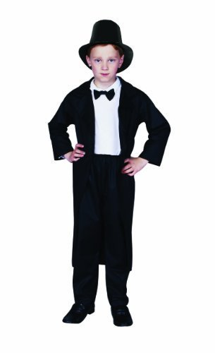 Kostüm Child Lincoln - RG Costumes Abraham Lincoln, Child Large/Size 12-14 by RG Costumes