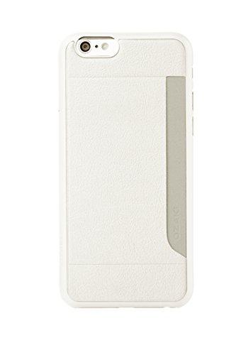 Ozaki O!Coat 0.3 Wood Schutzhülle für Apple iPhone SE / 5S / 5 - ebony [Echtholz-Furnier | Extrem leicht (4g) | Ultra dünn (0,3mm)] - OC545EB Weiß