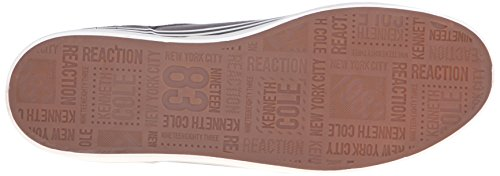 Kenneth Cole Reaction Globe-Al Hommes Toile Baskets Grey