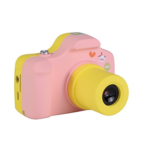 Mini 1,5 Zoll Bildschirm Kinder Kinder Digitalkamera Weihnachtsgeschenk Kindkamera 2,6x1,6x0,7 zoll 60g Leichtgewicht (Liebe Auf Ersten Datum)