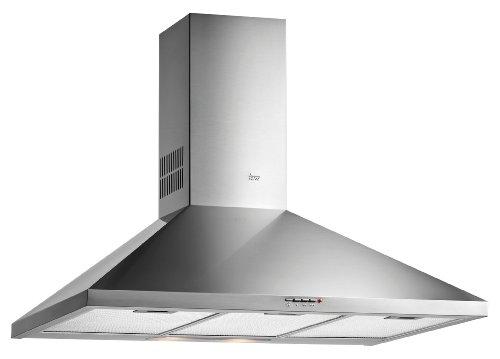 Teka DBB 60/70/90 - Campana (Canalizado/Recirculación, 440 m³/h, Built-under, Negro, Giratorio, Metal)