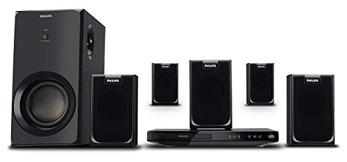 Philips HTD2520 Home Theater System (Black)