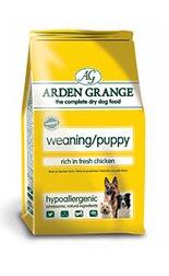 Arden Grange Weaning Puppy Rich in Fresh Chicken 7.5kg 7500g from Arden Grange