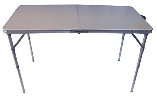 O'CAMP Tisch aus Aluminium, zusammenklappbar, für 6 Personen Preisvergleich