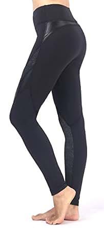 Sugar Pocket Womens Outdoor Capris Fitness Tights Leggings Walking Yoga Pants S