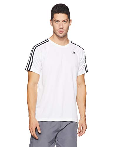 Adidas D2M tee 3S Camiseta