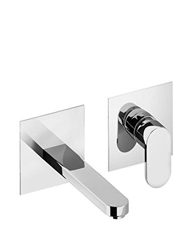 ponsi-btvercla06-mezclador-empotrado-lavabo-con-boca-de-flujo-sin-desague-placas-separate-cromado