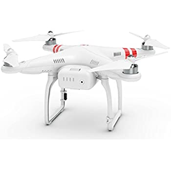 DJI Phantom 2 UAV Aerial Quadcopter Drone Compatible with GoPro Hero2/3/3+/4 and Action Cameras (Mount Not Included) - White