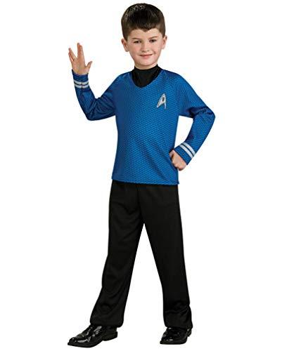 Horror-Shop Star Trek Spock Kostüm für Kids ()