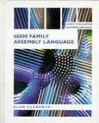 Pws-serie (68000 Family Assembly Language (Pws Series in Engineering))
