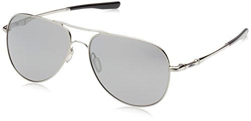 Ray-Ban Unisex-Erwachsene Elmont M & L Sonnenbrille, Silber (Plateado), 60