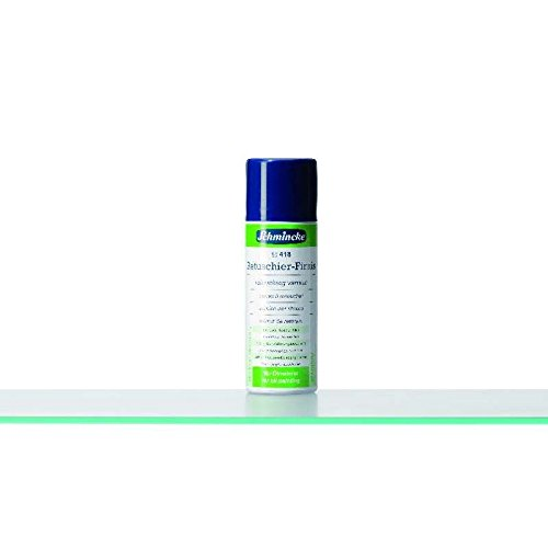 Schmincke 300ml Hilfsmittel Retuschier-Firnis Aerospray Acryl 50 418 040