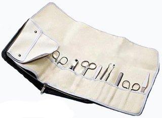 Instrument Sacoche avec coutil de pédicure