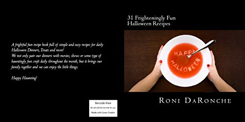 31 Frighteningly Fun Halloween Recipes (English Edition)