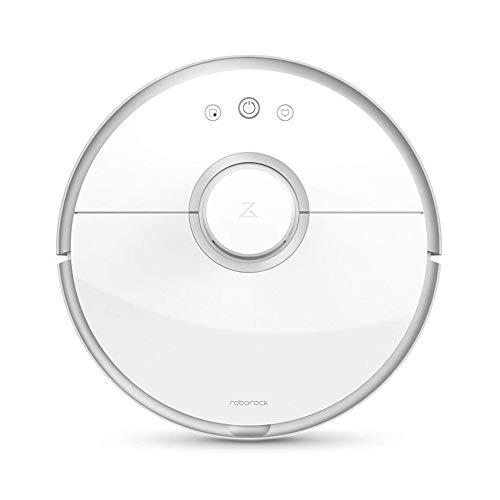 Xiaomi Roborock 2 S50. Tipo de depósito: Sin bolsa, Color del producto: Blanco, Forma: Alrededor. Capacidad de polvo (total): 0,48 L. Capacidad de batería: 5200 mAh, Tiempo de funcionamiento: 150 min, Voltaje de la pila: 14,4 V. Diámetro: 35 cm, Altu...