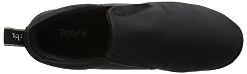 Toggi Unisex Adulti Mocassini Norfolk Neri (nero)