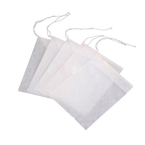 welim té bolsa filtro de casa bolsas de sello papel Coffe colador bolsas desechables té bolsa de utilizar para riego y filtrado y así sucesivamente 100pcs