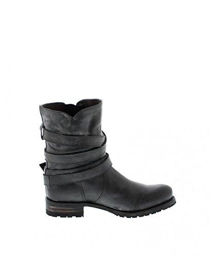 Sendra Boots , Bottes et bottines cowboy femme Noir