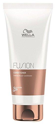 Wella Fusion, balsamo riparatore, confezione da 1 (1 x 200 ml) (etichetta in lingua italiana non garantita)