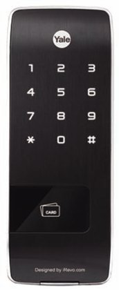 Yale Slimmest Digital Door Lock With Smart Card YDR 343