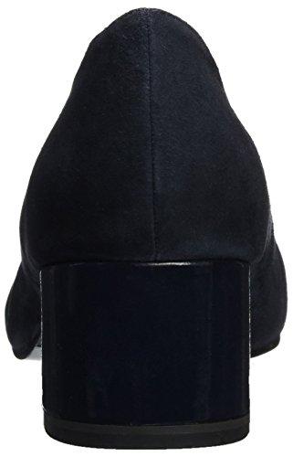Tamaris 22306, Scarpe con Tacco Donna Blu (Navy Suede)