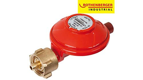 Rothenberger Industrial 035921e, régulateur de pression 50 mbar