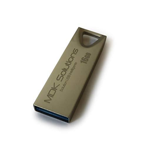 Aes-verschlüsselung-schlüssel (kryptkey Essential Schlüssel 16GB USB 3.0Sichere Verschlüsselung AES-256Für PC und Mac)