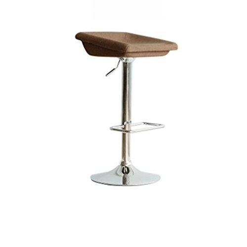 Rabatt-lift Stühle (SYXYSM Barhocker, Nordeuropa Mode Bar Stuhl Moderne Einfache Persönlichkeit Barhocker Kreativität Lift Rotierenden Barhocker (Color : #3))