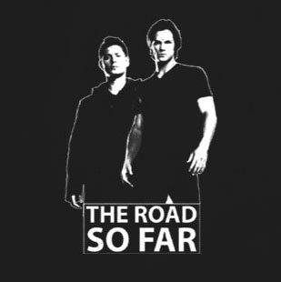 The Road Rot Winchester Bros Beutel Stofftasche so Far EHq50wq